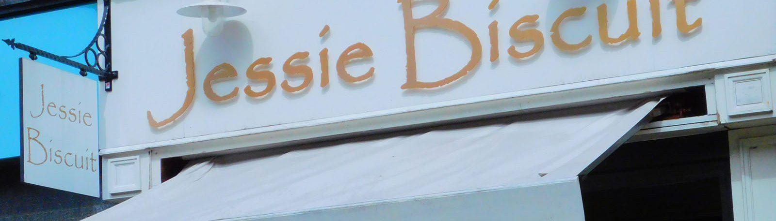 Jessie Biscuit cafe in Milngavie