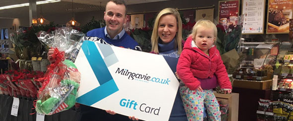 Milngavie Elf Trail Hunt Winner
