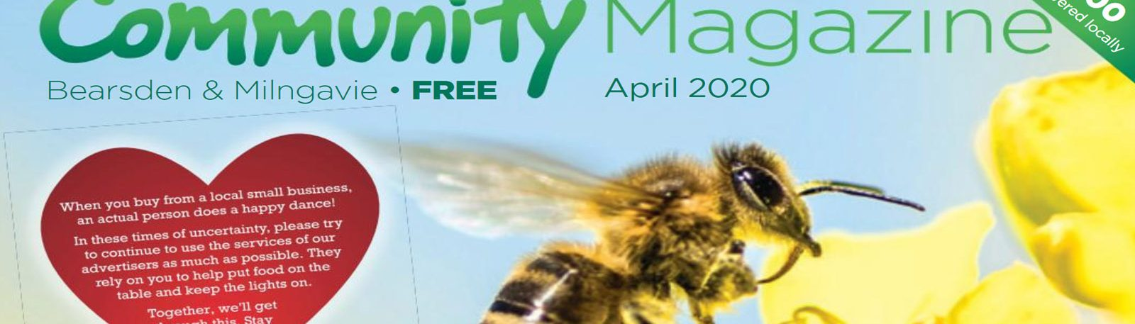 Community Magazine April 2020