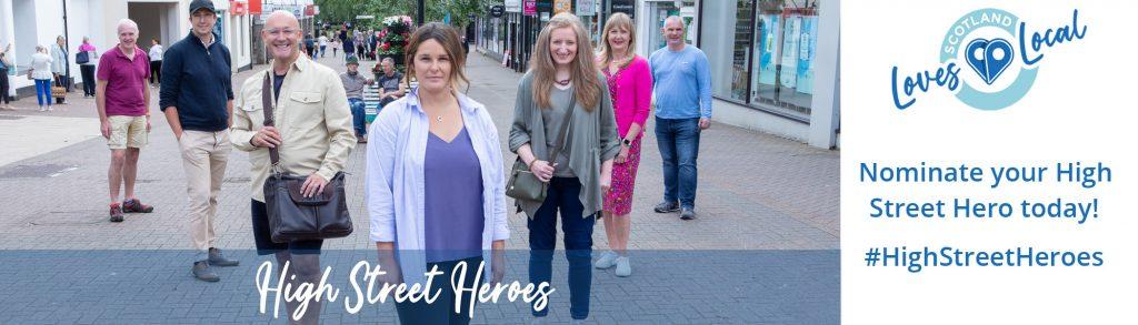 News Scotland Loves Local High Street Heroes