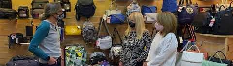 Reids of Milngavie interview. Quality leather handbags, purses, wallets