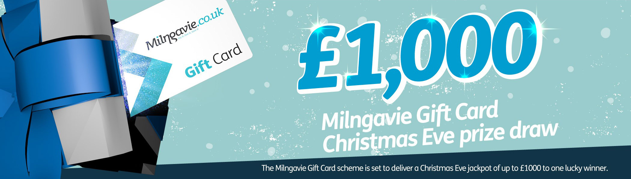 Gift Card Christmas Draw