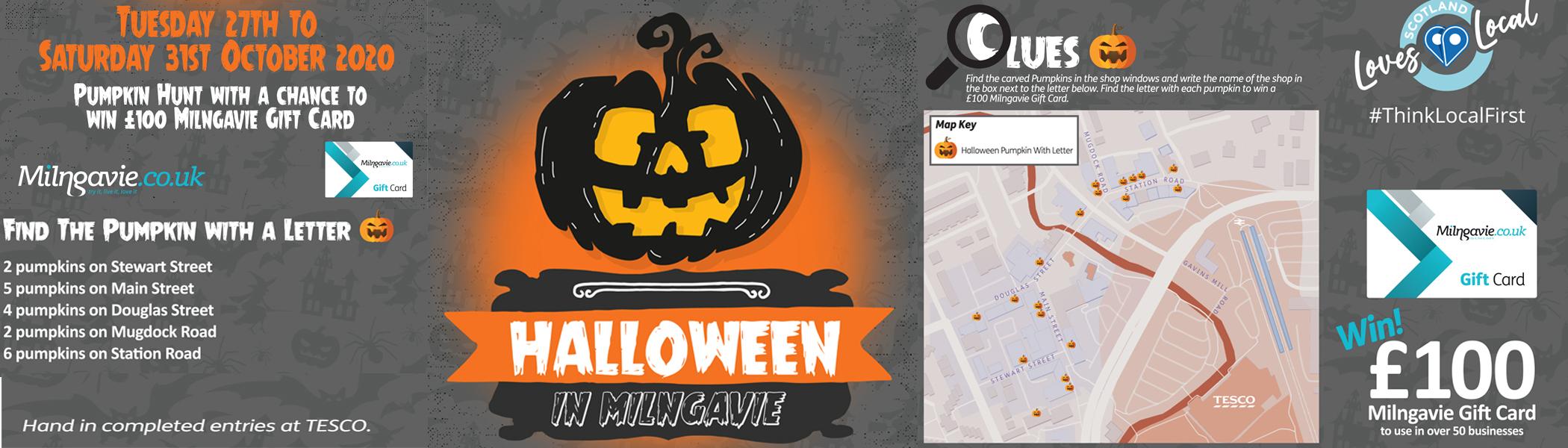 Milngavie Halloween 2020