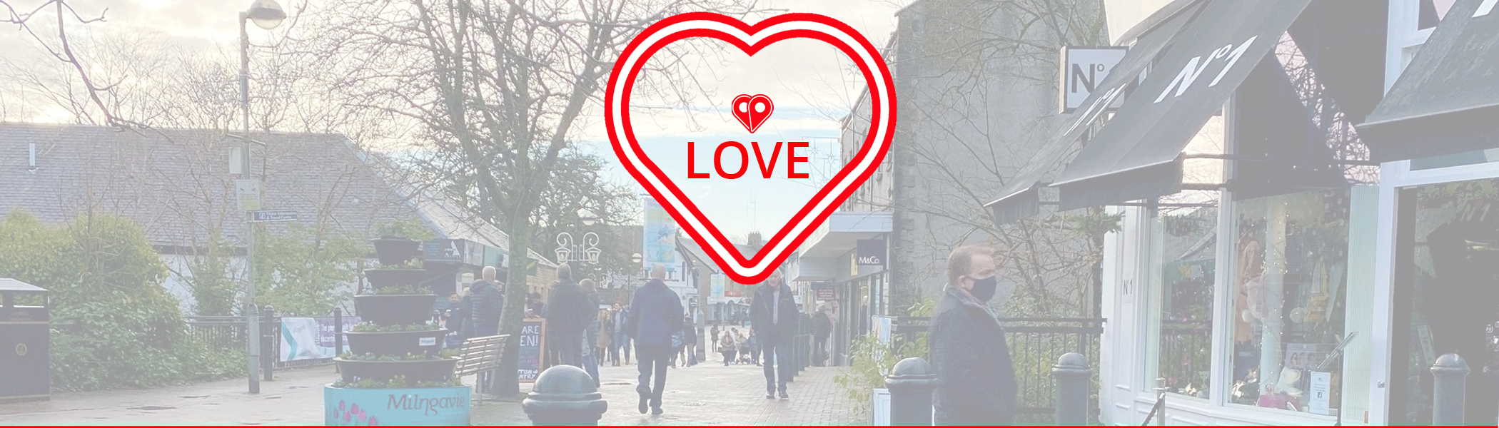 February Love in Milngavie