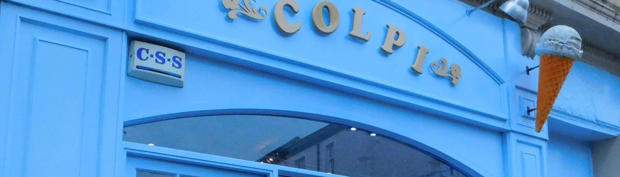 Website Header Colpi