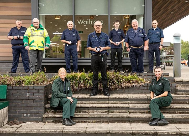 The Community First Responders will be in Milngavie town centre. The fantastic team will provide practical demonstrations of CPR and useful information.