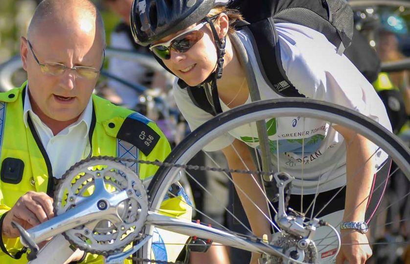Select a Mark bike registration in Milngavie